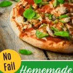 Homemade Pizza Dough e1583245125440