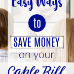 Easy Ways to Lower Your Cable Bill 1 e1590684752987