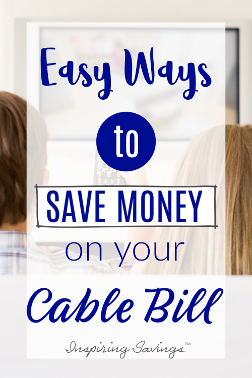 Easy Ways to Lower Your Cable Bill - Helpful Tips!