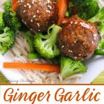 Ginger Garlic Pork Meatballs Recipe e1579621653558