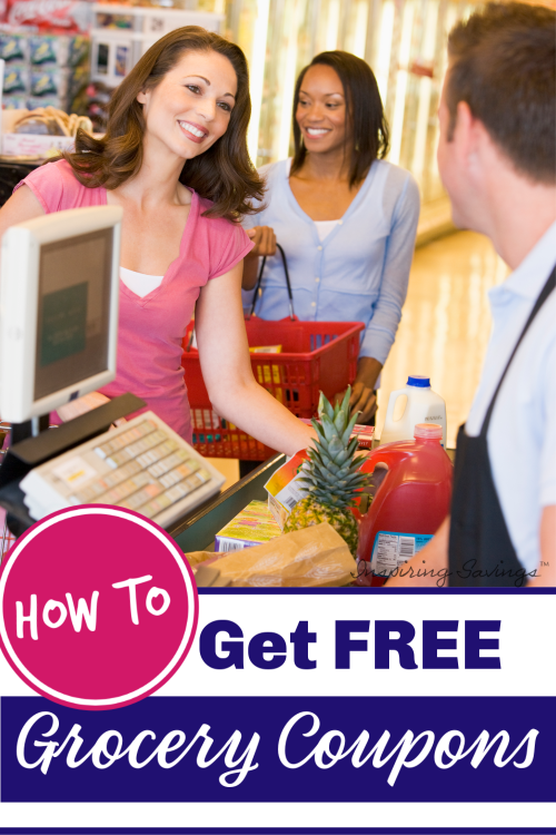 How To Get Free Grocery Coupons