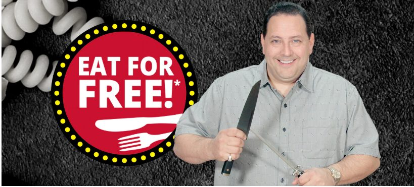 Eat for free at Ocean State