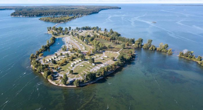 1000 Islands/Association Island KOA