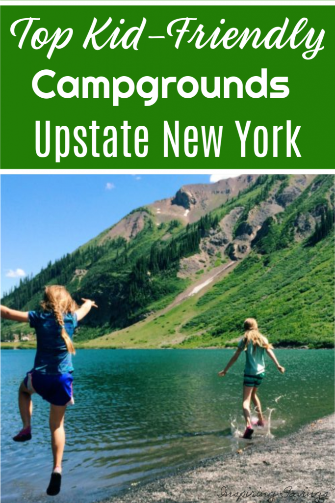 Kid-Friendly Campgrounds in Upstate New York