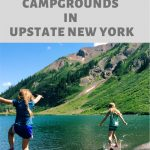Camping in upstate New York