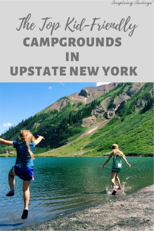 Camping is a great way to bond with your kids. This summer take a vacation to one of these Kid-Friendly Campgrounds in Upstate New York. They are fun for everyone!