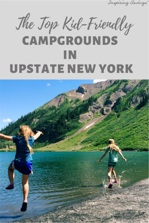 Top Kid Friendly Campgrounds In Upstate New York