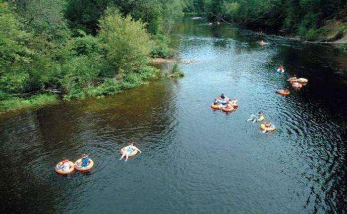 Lake George Escape Camping Resort