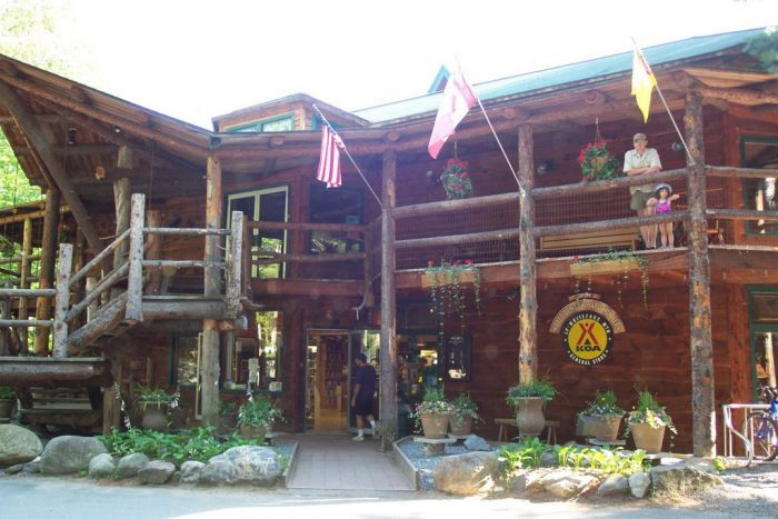 Lake Placid KOA - Top Kid-Friendly Campgrounds Upstate New York