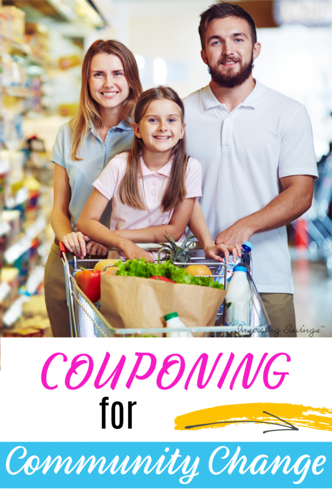 Family shopping with coupon - impact of couponing