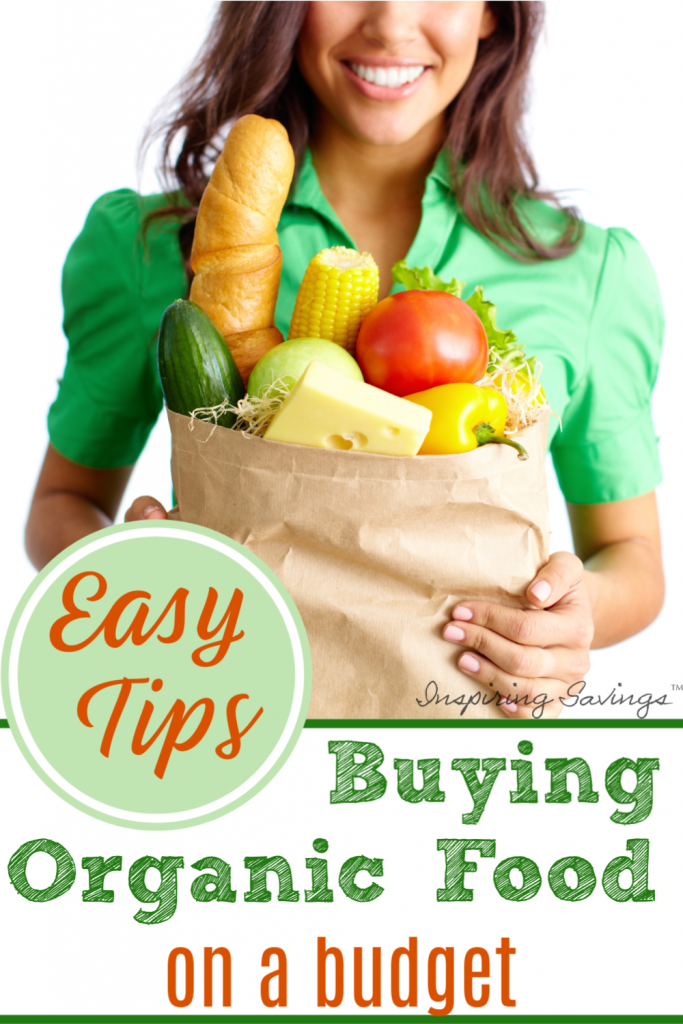 Easy Tips to Buying organic food on a budget