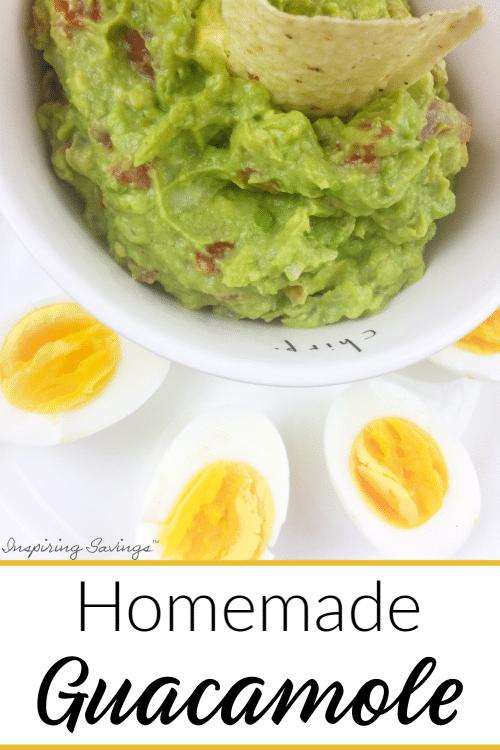 Delicious Homemade Guacamole Recipe