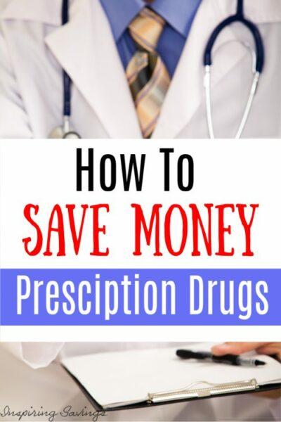 Saving on Prescription Drugs Insider Rx