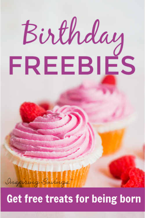 Get free stuff—just for being born! If you're paying for food on your birthday, you're doing it wrong! These restaurants, retailers and more offer special discounts and freebies on your birthday. Get free stuff on your birthday, like free coffee, dinner & more.