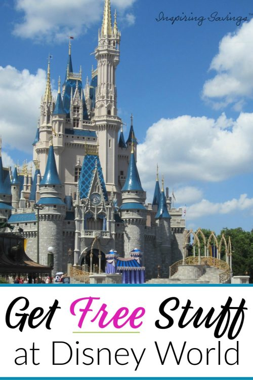 Get Free Stuff at Disney World