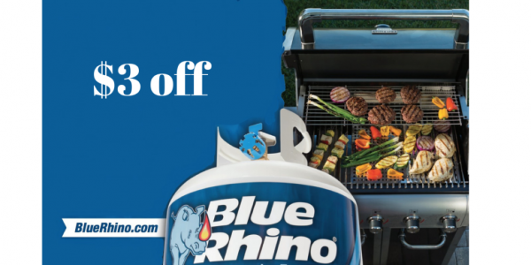 blue rhino propane exchange savings