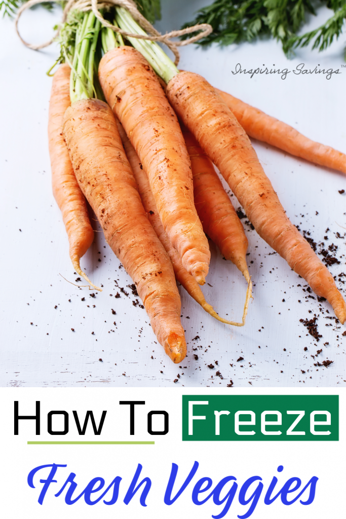 How to Freeze Fresh Vegetables - Preserving Your Harvest