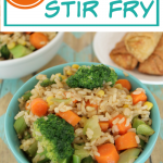 Vegetable Stir Fry Easy Weeknight Meal e1579564884449