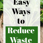 Reduce Waste Every Day 1
