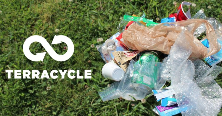 Terracycle - reduce water every day