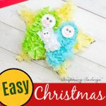 DIY Tissue Paper Christmas Nativity Craft For Kids e1571153329473