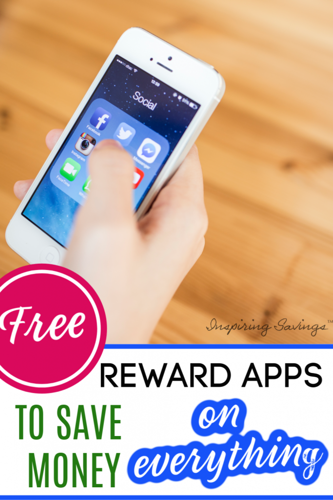 Free Reward Apps to Save Money on Everything