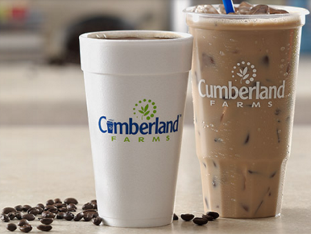 Free coffee offer from cumberland farms