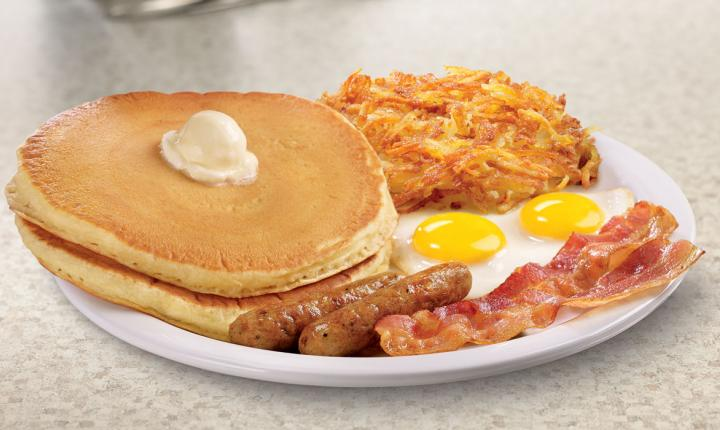 Veterans Day Discounts & Freebies 11/11! - denny's grand slam entree