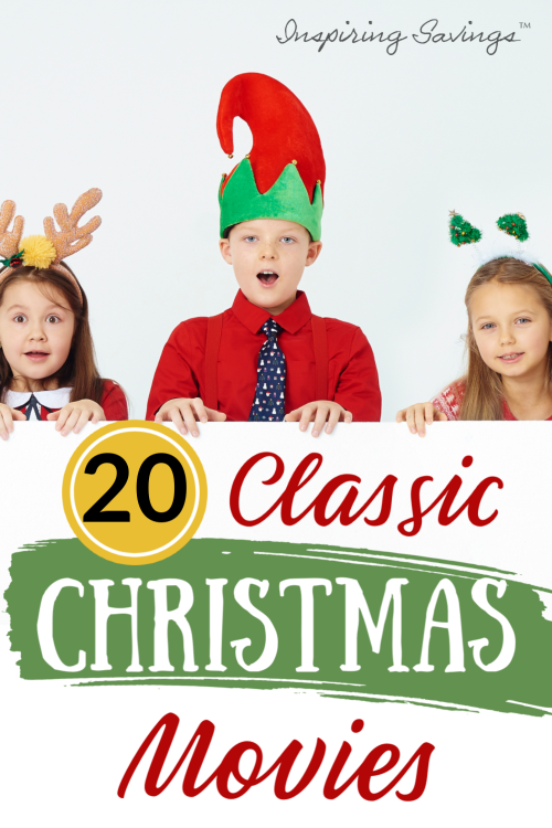 20 Classic Christmas Movies for the whole family