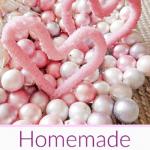 Homemade Heart Crystals