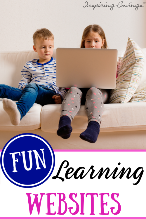 Fun Free Online Learning Websites for kids