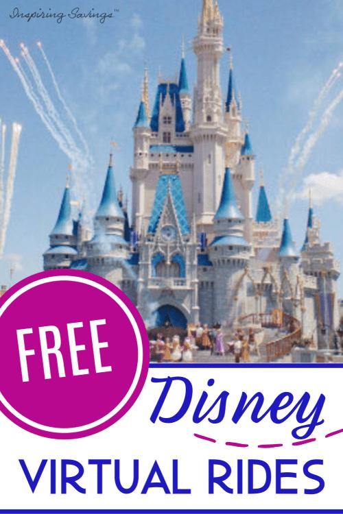 Disney World Disneyland Take Your Kids On Virtual Rides For Free