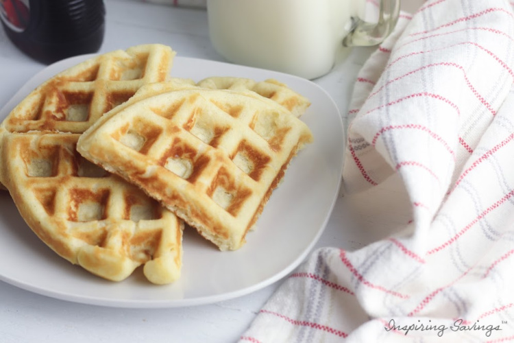 best Gluten Free Belgium waffles