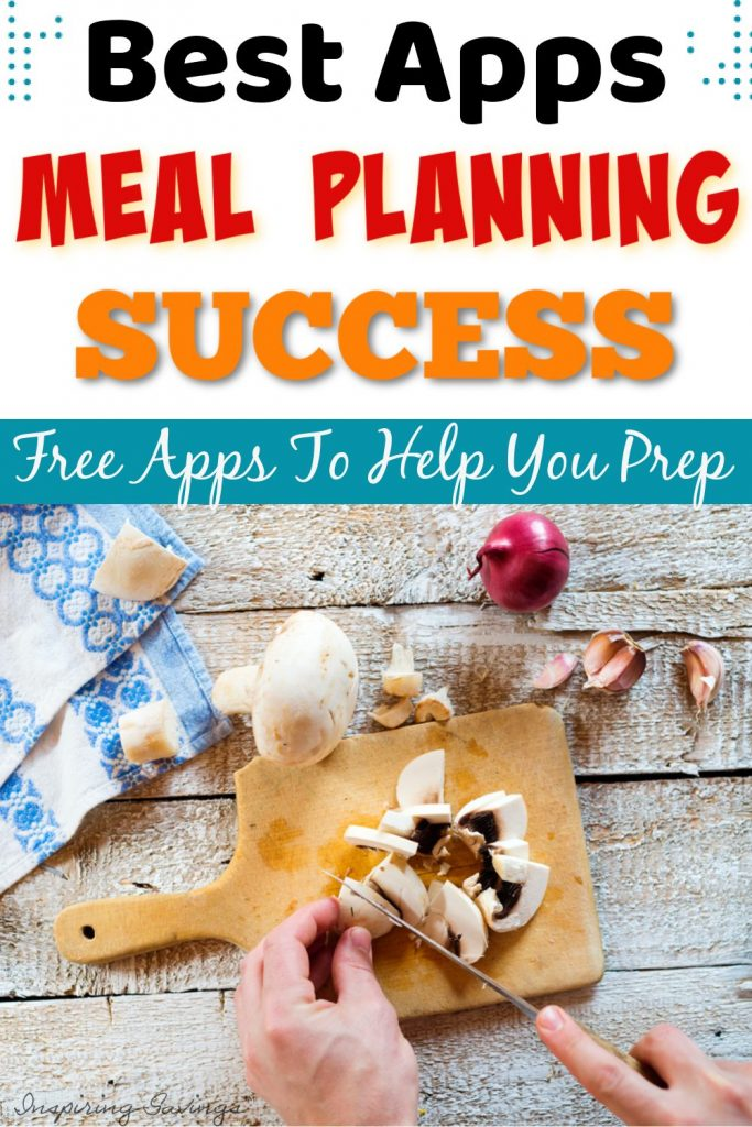 Best App Meal Planning Success - All Free - Get Organized