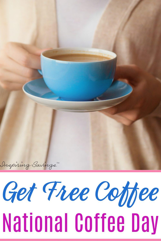 National Coffee day Freebies