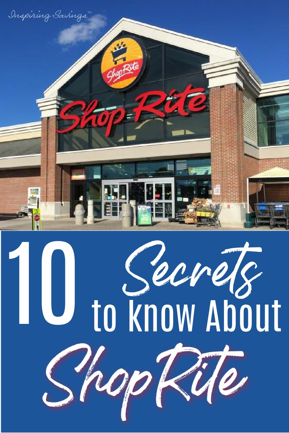 10 secrets to know about shoptRite