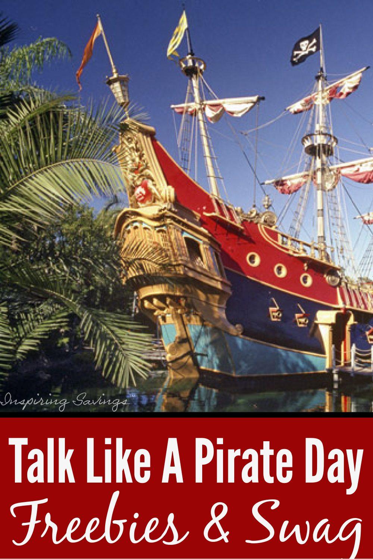 Talk like a pirate day - Pirate Ship