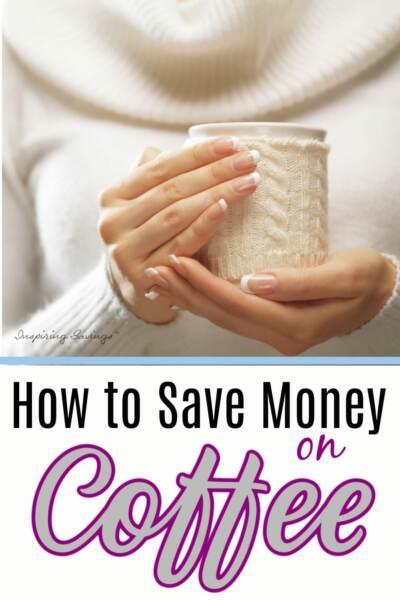 Ways to save on coffee 1