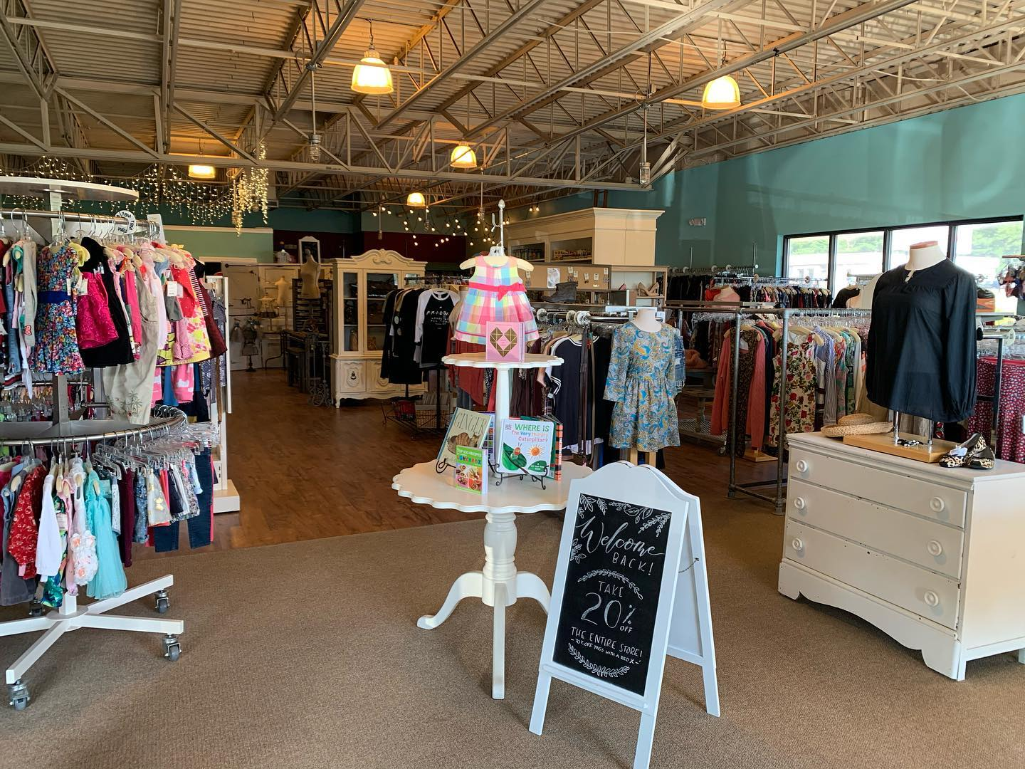 Polkadots consignment  store