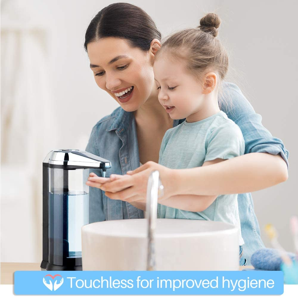 soap dispenser - cool kitchen gadgets that work