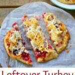turkey flatbread