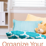 Organize your house quicker