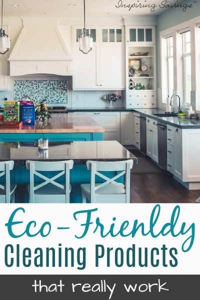 ecofriendly cleaning products that work