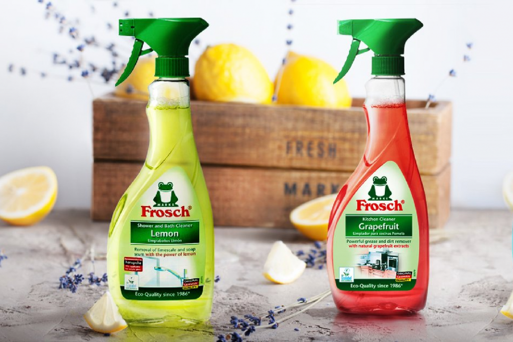 Frosch Eco-friendly cleaners