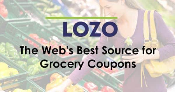 Lozo Printable coupons
