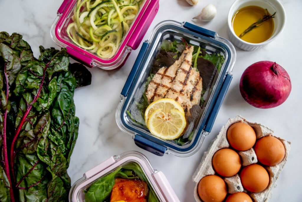 meal prepping/meal planning - saving big at the grocery store