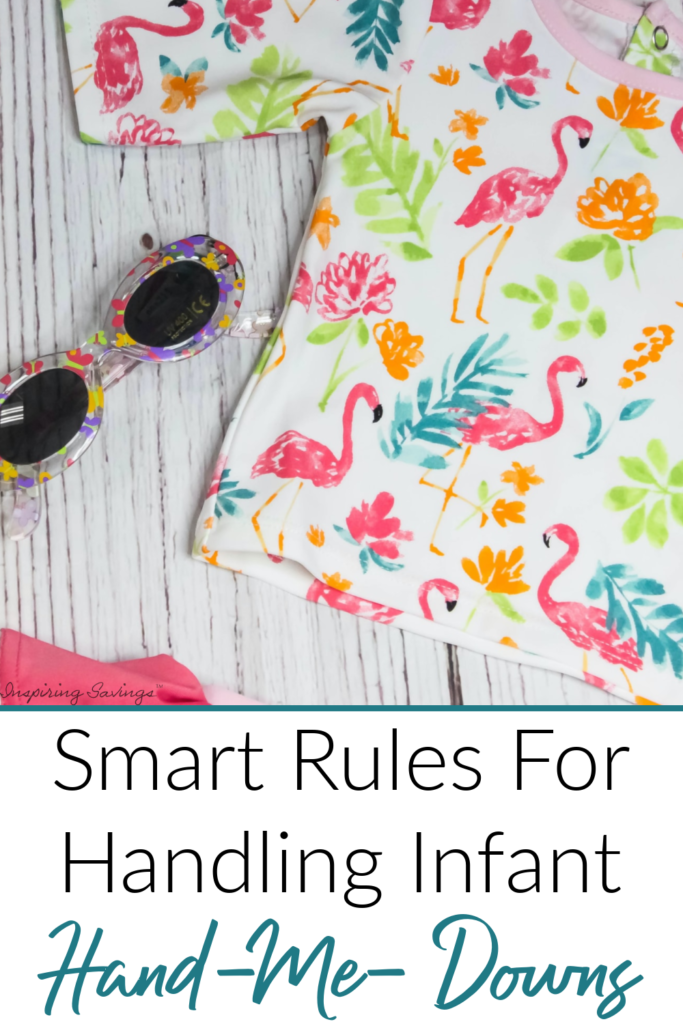 5 Rules for Handling Infant Hand Me Downs