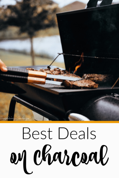 best Deals on Charcoal