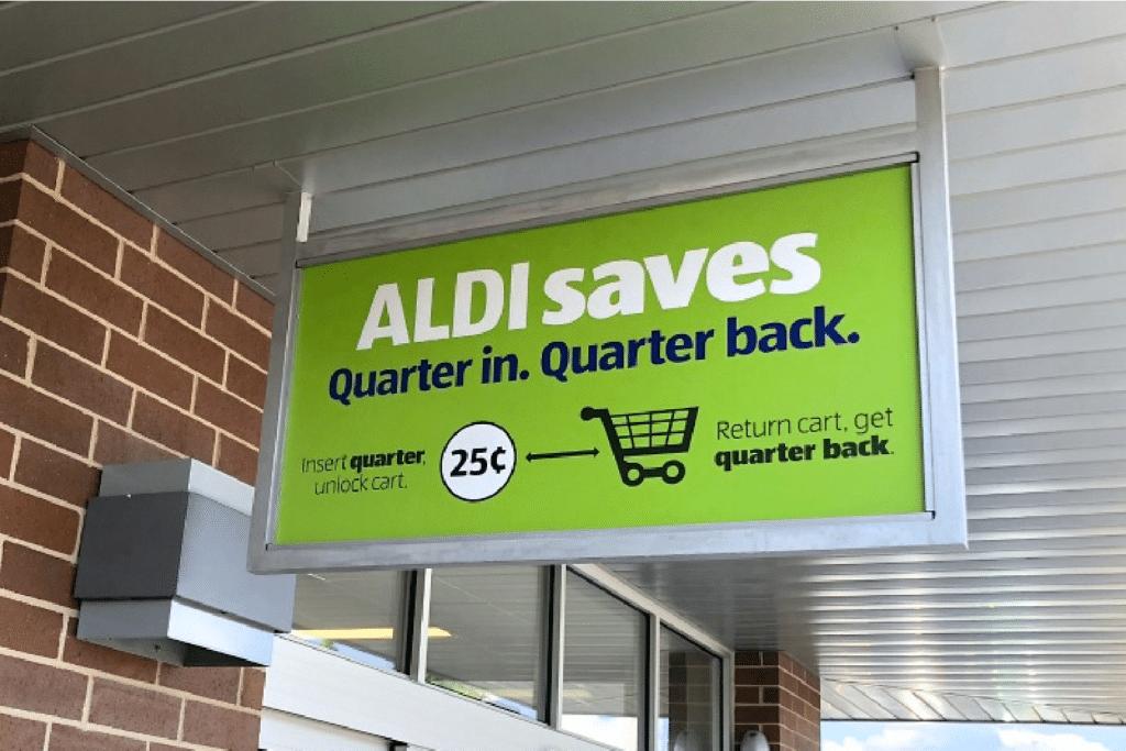 Always bring a quarter to aldi
