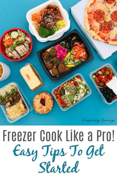 Freezer Cook
